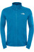 The North Face Hadoken Full Zip Jacket Men Banff Blue Dark Heather